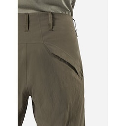 Convex LT Pant Clay Back Pocket