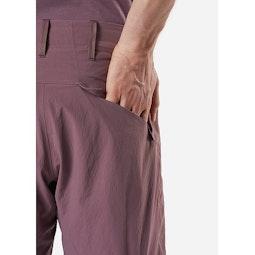 Convex LT Pant Siltstone Back Pocket