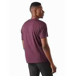 Cormac Logo Shirt SS Rhapsody Back View