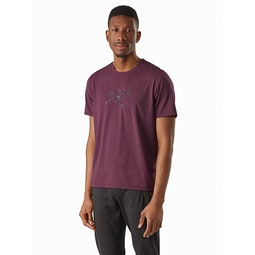Cormac Logo Shirt SS Rhapsody Front View