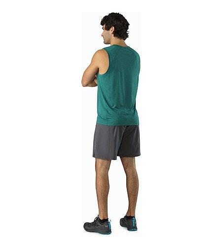 Cormac Sleeveless Planktonic Back View