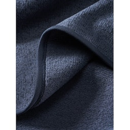 Covert 1/2 Zip Neck Exosphere Heather Fabric v1