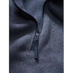 Covert 1/2 Zip Neck Exosphere Heather Fabric