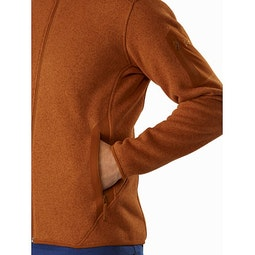 Covert Cardigan Agra Heather Hand Pocket