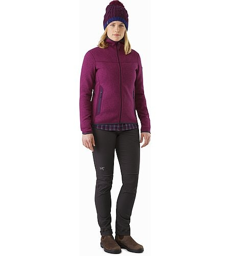 Covert Cardigan Women's Lt Chandra Front View
