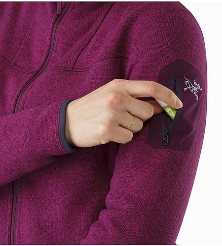 Covert Cardigan Women's Lt Chandra Sleeve Pocket