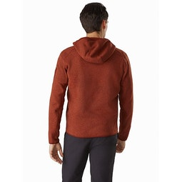 Covert Hoody Sublunar Heather Back View