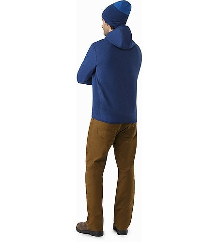 Covert Hoody Triton Back View