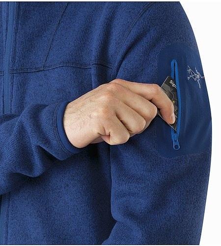 Covert Hoody Triton Sleeve Pocket