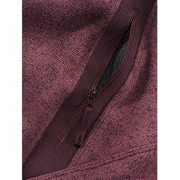 Covert Hoody Women's Inertia Heather Fabric
