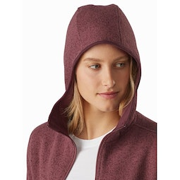 Covert Hoody Women's Inertia Heather Hood