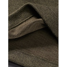 Covert LT 1/2 Zip Neck Dracaena Heather Fabric