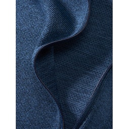 Covert LT Cardigan Cosmic Heather Fabric