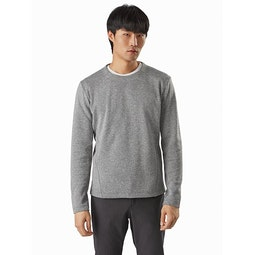 Covert LT Pullover Pegasus Heather Front View