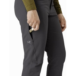 Creston AR Pant Women's Carbon Copy Thigh Pocket