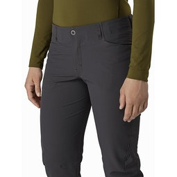 Creston AR Pant Women's Carbon Copy Waist
