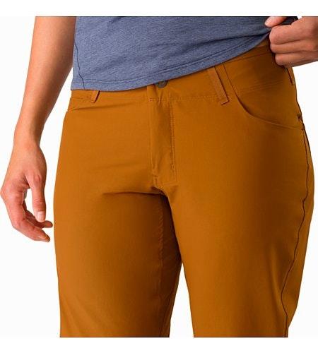Creston Pant Women's Theanine External Pocket Front