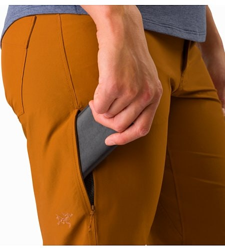 Creston Pant Women's Theanine Thigh Pocket