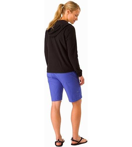 Creston Short 10.5 Women's Iolite Back View