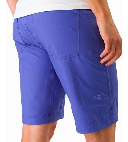 Creston Short 10.5 Women's Iolite External Pocket Back