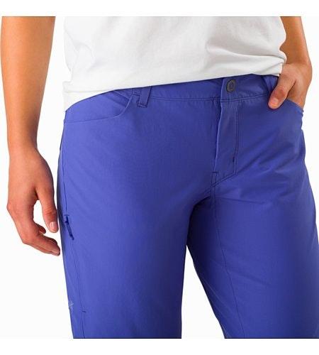 Creston Short 10.5 Women's Iolite Hand Pocket