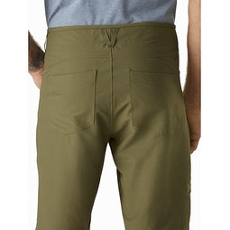 Creston Short 11 Arbour Back Pocket