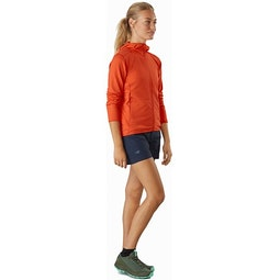 Creston Short 4.5 Women's Cobalt Moon Full View