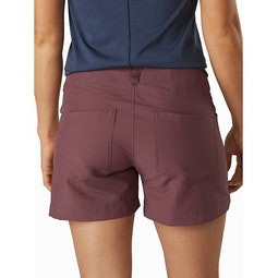 Creston Short 4.5 Women's Inertia Back Pockets