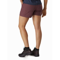 Creston Short 4.5 Women's Inertia Back View