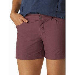 Creston Short 4.5 Women's Inertia Front Pockets