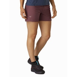 Creston Short 4.5 Women's Inertia Front View