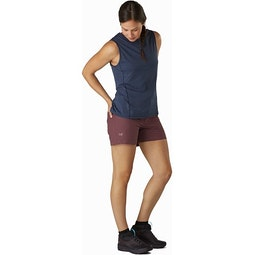 Creston Short 4.5 Women's Inertia Full View