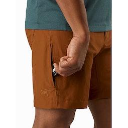 Creston Short 8 Agra Thigh Pocket Pocket