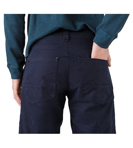 Cronin Pant Admiral Back Pockets