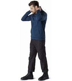 Cronin Pant Carbon Copy Outfit