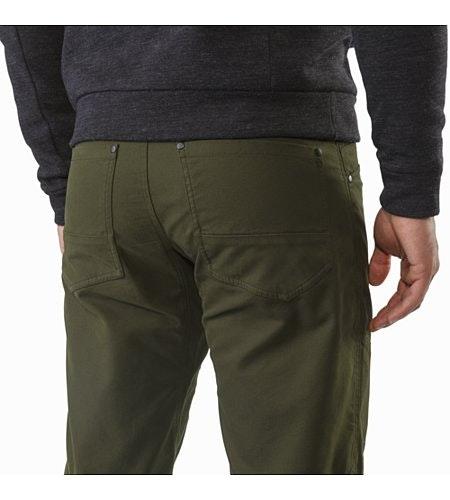 Cronin Pant Gwaii External Pocket Back