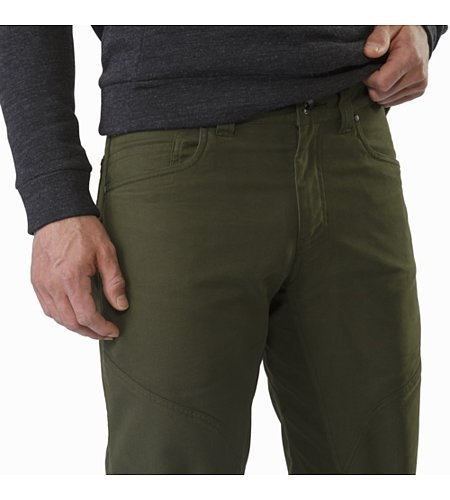 Cronin Pant Gwaii External Pocket Front