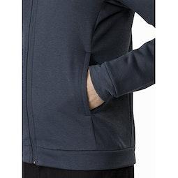 Dallen Fleece Jacket Orion Hand Pocket