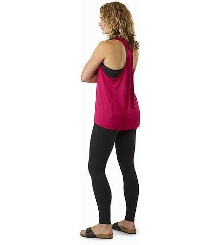 Delaney Legging Women's Black Back View