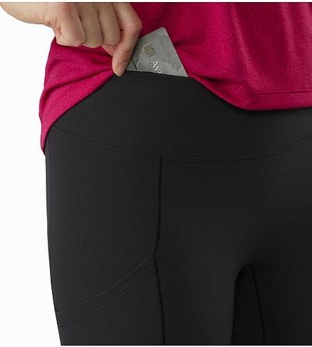 Delaney Legging Women's Black Security Pocket
