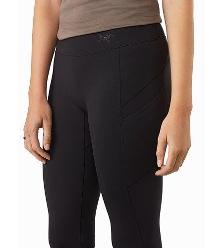 Delaney Legging Women's Black Thigh Pocket