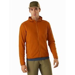 Delta LT Hoody Timbre Front View