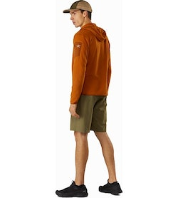 Delta LT Hoody Timbre Outfit