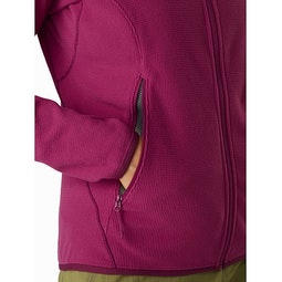 Delta LT Hoody Women's Dakini Hand Pocket