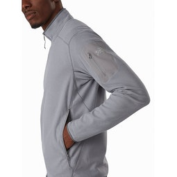Delta LT Jacket Binary Hand Pocket