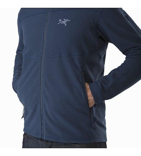 Delta LT Jacket Nocturne Hand Pocket