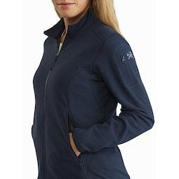 Delta LT Jacket Women's Cobalt Moon Hand Pocket