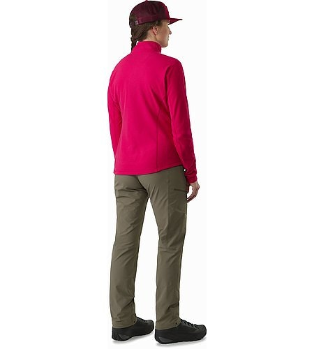 Delta LT Jacket Women's Ixora Back View