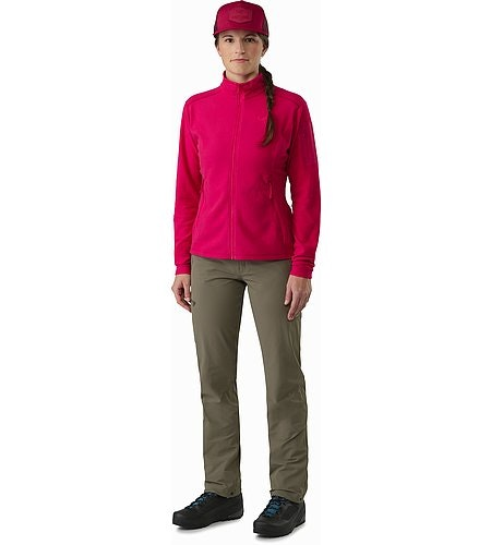 Delta LT Jacket Women's Ixora Front View