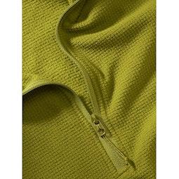 Delta LT Zip Neck Elytron Fabric